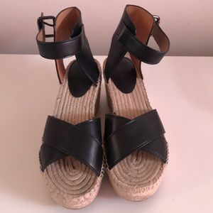 Coach Espadrille Wedge.